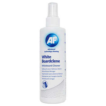 AF BCL250 WHITE BOARDCLENE EN SPRAY DE 250 ML
