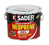 SADER COLLE CONTACT NEOPRENE GEL EN SEAU DE 2,5 L