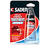 SADER COLLE CONTACT TRANSPARENTE EN TUBE DE 55 ML