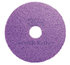 3M SCOTCH BRITE MAUVE DIAMETRE 406 MM
