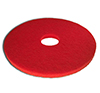 3M SCOTCH BRITE ROUGE DIAMETRE 406 MM