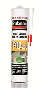 joints de portes/vitres/ttops (weatherstripping) RUBSON-PU200-NOIR-280ML