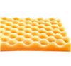 MOUSSE ALVEOLEE ESD ORANGE EN POLYURETHANE