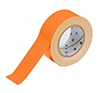 RUBAN ANTI DERAPANT ORANGE LARGEUR 50 MM EN ROULEAU DE 18 M
