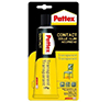 PATTEX CONTACT TRANSPARENT EN TUBE DE 125 GR