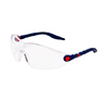 3M 2740 LUNETTE DE PROTECTION TRANSPARENTE