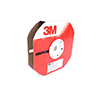 3M 314D GRAIN 100 LARGEUR 50 MM EN ROULEAU DE 25 M