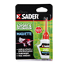 SADER COLLE MAQUETTE EN FLACON DE 30 ML