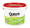 QUELYD COLLE TOUS PAPIERS PEINTS INDICATEUR COLORE EN SEAU DE 5 KG
