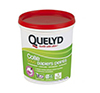 QUELYD COLLE TOUS PAPIERS PEINTS INDICATEUR COLORE EN POT DE 1 KG