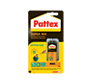 PATTEX EPOXY UNIVERSAL 5 MIN INVISIBLE EN SERINGUE DE 11 ML